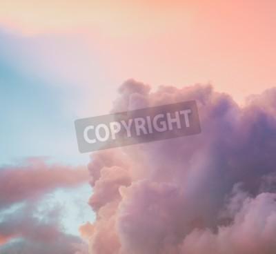 Fototapeta Piękne tła nieba