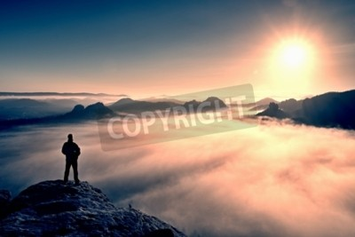 Fototapeta Piękny moment cud natury
