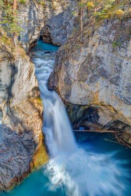 Fototapeta Pielęgnacja Creek Falls