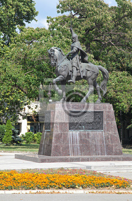 Pomnik w Warna, Bułgaria