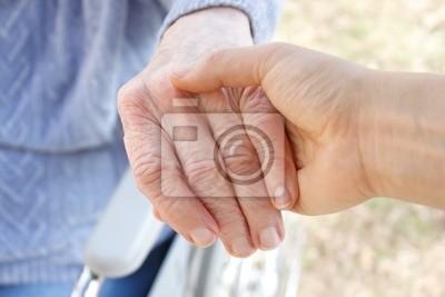 Fototapeta Pomocna dłoń