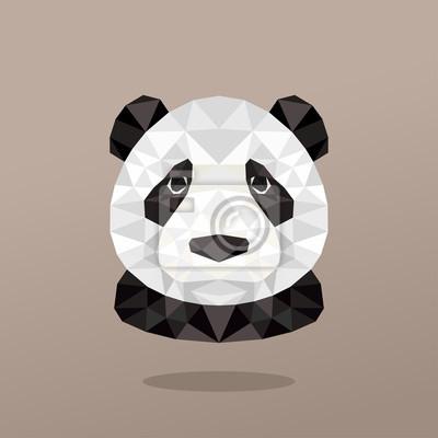 Ilustracja pandy