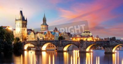 Fototapeta Praga - Most Karola, Republika Czeska