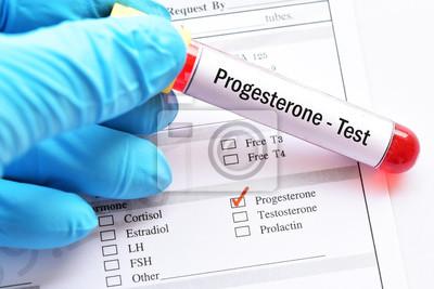progesteron i montaż