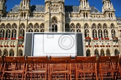 Ratusz w Wiedniu, Austria i kino plenerowe