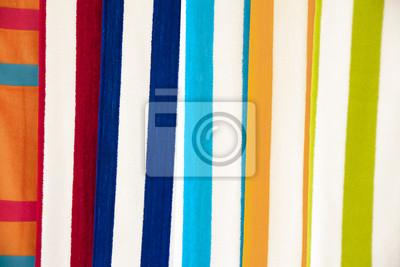Fototapeta ręczniki