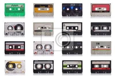 retro kasety muzyka