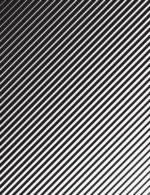 Fototapeta Równoległe linie ukośne ukośne tekstury, deseniu. ukośne linie