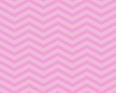 Fototapeta Różowy Chevron Zygzak teksturowane deseń tła