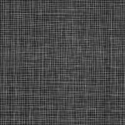 Fototapeta Rysowane ręcznie bez szwu wzór komórek