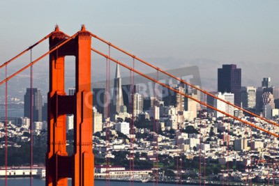 Fototapeta San Francisco San Francisco od Headlands