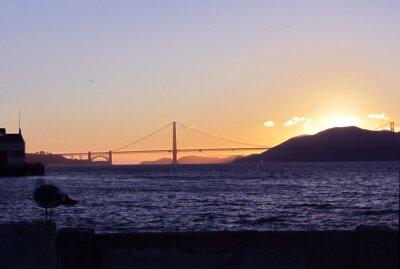 Fototapeta San Francisco - Złota Brama