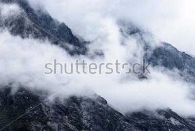 Fototapeta Sichuan Bi Peng rowy naturalne nej scenerii