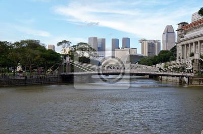 Fototapeta Singapur