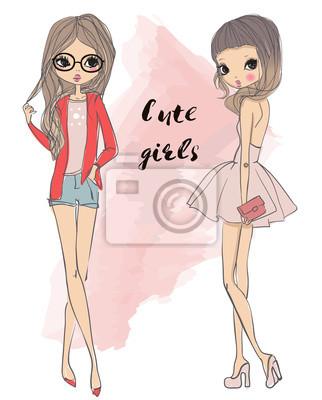 Dziewczyny z kreskówek