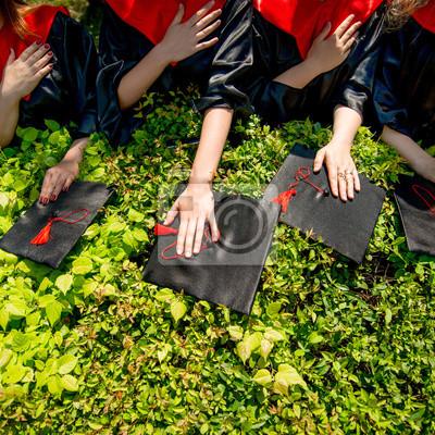 Fototapeta Ślubowanie studentów