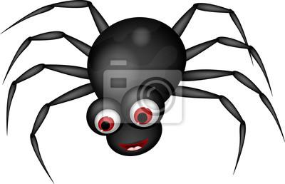 Fototapeta śmieszne kreskówki spider