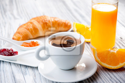Fototapeta Śniadanie kontynentalne