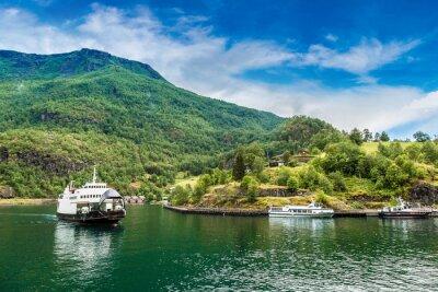 Fototapeta Sognefjord w Norwegii