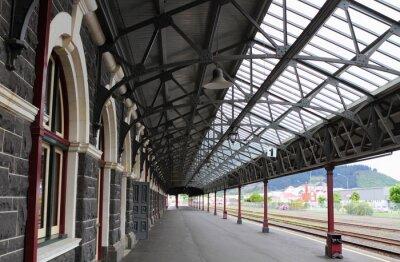 Fototapeta Stacja kolejowa Dunedin