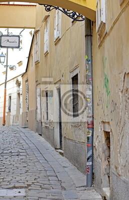 Stare miasto w Bratysławie, Słowacja