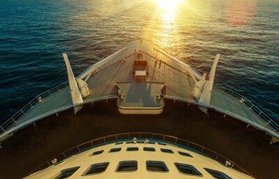 Fototapeta Statek Ocean Crossing