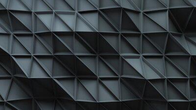Fototapeta streszczenie 3d tło z powtarzającego się wzoru