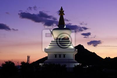 Fototapeta Stupa