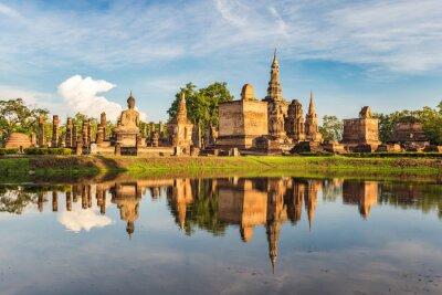 Fototapeta Sukothai Historical Park, Tajlandia