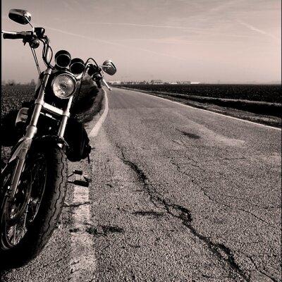 Fototapeta Sulla strada