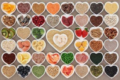 Fototapeta Super Health Food