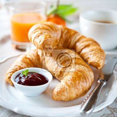 Fototapeta süßes frühstück I