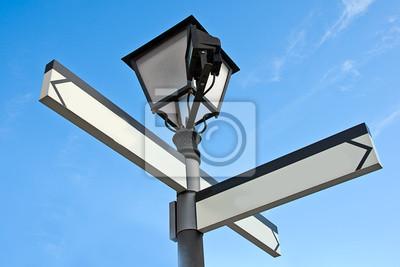 Fototapeta światła uliczne