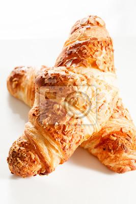 Fototapeta Świeże i smaczne croissant