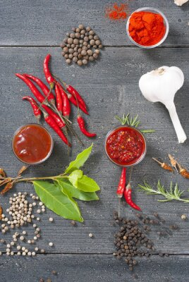 Obraz Papryczka chili