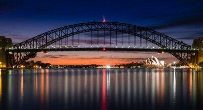 Fototapeta Sydney Harbour at Dawn