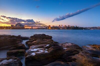 Fototapeta Sydney skyline