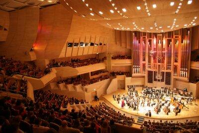Fototapeta symphony orchestra 2