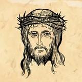 Znalezione obrazy dla zapytania jezus cierpiÄ…cy