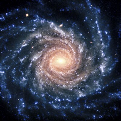 Fototapeta System View Galaxy pojedyncze elementy tego zdjęcia dostarczone przez NASA