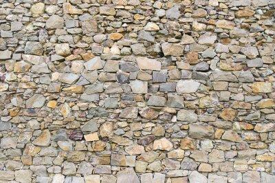Fototapeta Szary granitowe ściany tekstury tła
