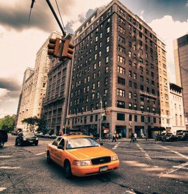 Fototapeta Szczegóły Architektura Nowego Jorku, USA