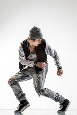 Fototapeta tancerz