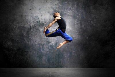 Fototapeta Taniec Nowoczesnego