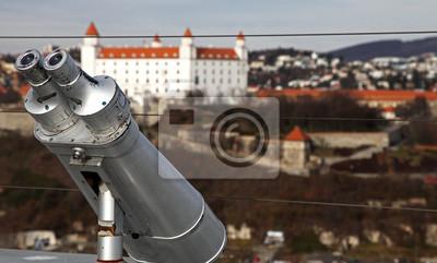 Teleskop i Bratysława, Słowacja
