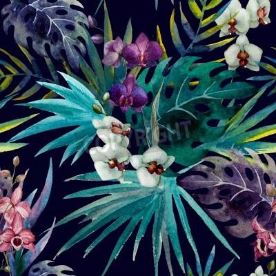 Fototapeta Tendencja Ilustracja różowy obiektu szczotki fioletowy egzotyczne