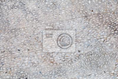 Fototapeta textura de calle de piedra