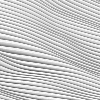 Fototapeta Tło Wave Architektura
