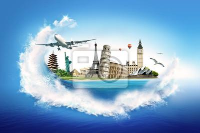 Travel - kolekcja zabytków świata