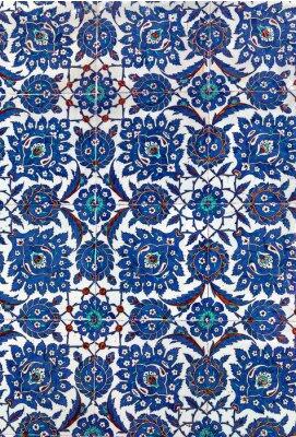 Fototapeta Tureckich płytek ceramicznych, Stambuł